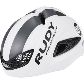Rudy Project Boost 01 Casque, white - graphite (matte)